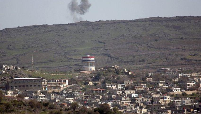 النظام السوري يفقد 80 % من هضبة الجولان
