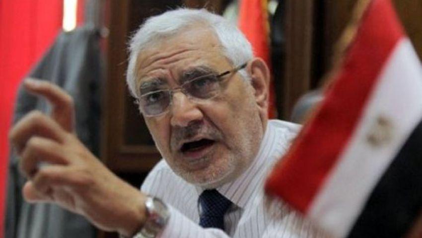 مصر القوية: لم تصلنا أي استقالات