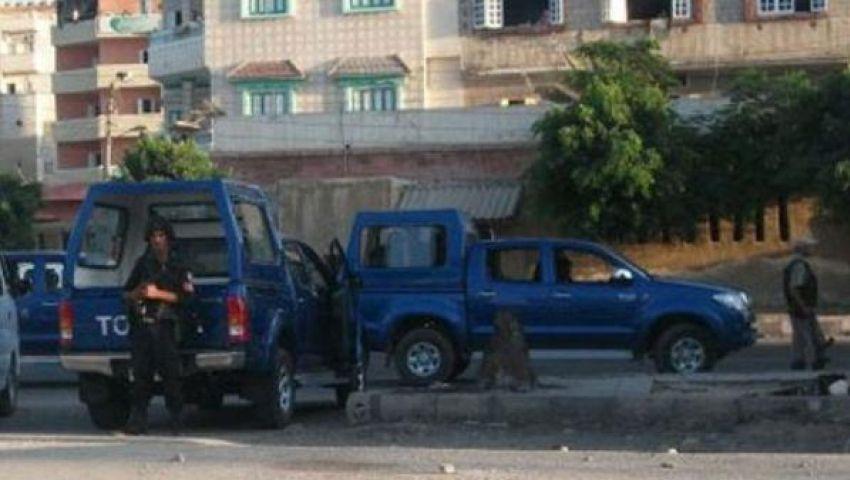 إصابة 3 ضباط في اشتباك مع مسلحين بسيناء