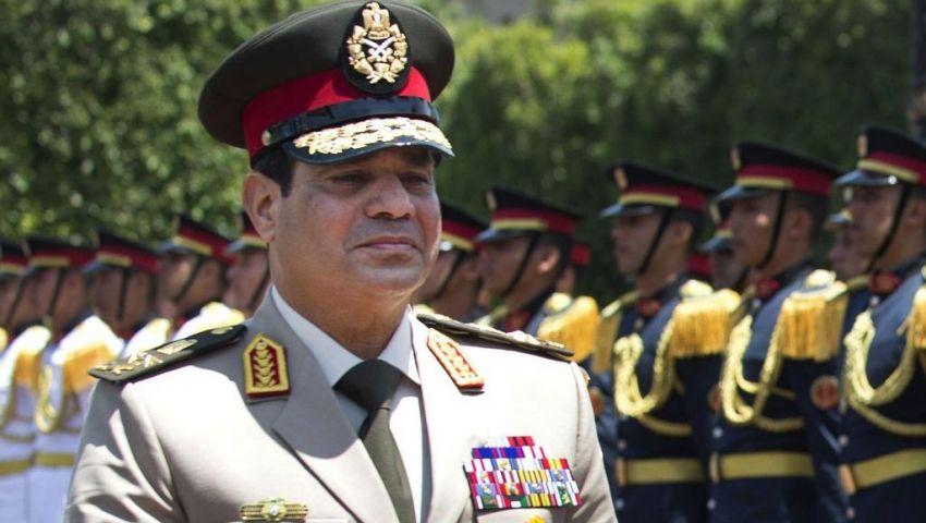 خبراء عسكريون: خطاب السيسي رسالة للخارج بأن الشعب معه