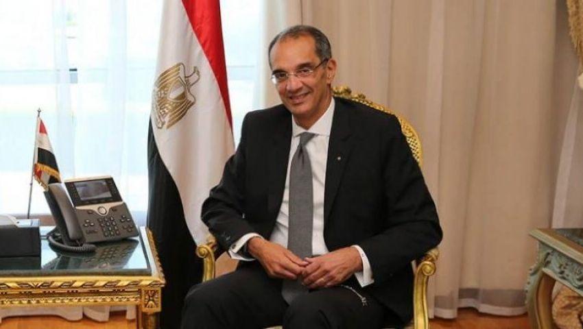 وزير الاتصالات: السوشيال ميديا مصدر معلومات  43% من سكان الشرق الأوسط وأفريقيا