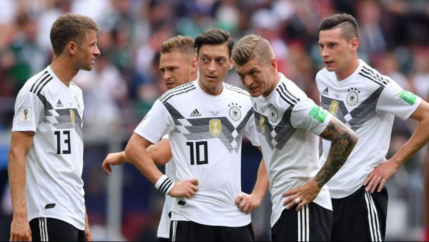 مونديال روسيا.. التشكيل الرسمي لمواجهة ألمانيا وكوريا الجنوبية