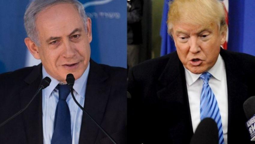 نتنياهو يتعهد بالعمل مع ترامب بشأن جهود السلام