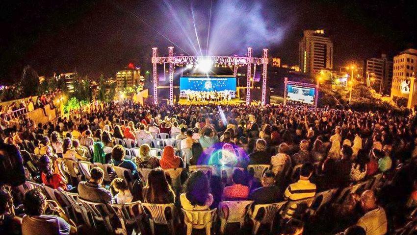 بالفيديو| فنون العالم في «رام الله».. حفلات «فلسطين الدولي للرقص والموسيقى»