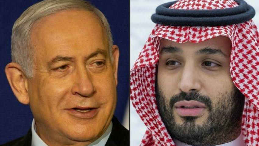 ف تايمز: لقاء نتنياهو وولي العهد السعودي.. لماذا الآن؟