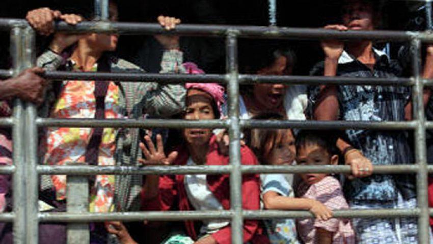 سجن 7 بوذيين لقتلهم 10 مسلمين بميانمار