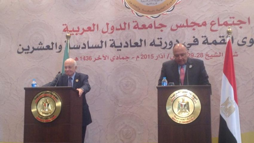 عبد الجواد أبو كب يغادر مؤتمر ختام القمة العربية احتجاجا علي تحديد الأسئلة