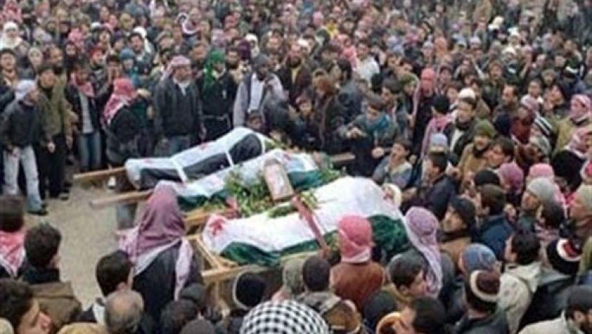 مقتل سبع سيدات في قصف من قبل القوات الأسد بدرعا