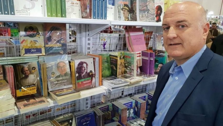 نقابة الصحفيين تدين زيارة سفير الكيان الصهيوني لمعرض الكتاب