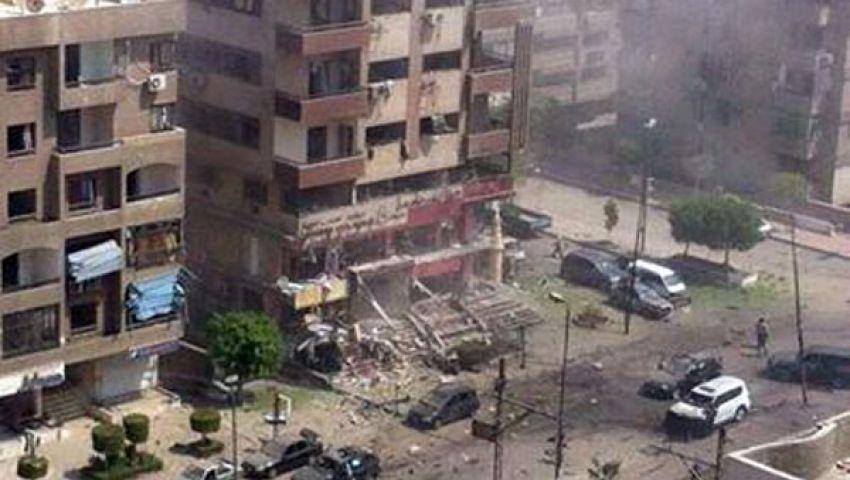 انفجار سيارة مفخخة قرب موكب وزير الداخلية