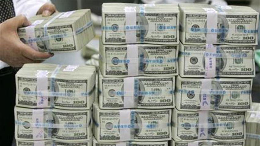 الدولار يسجل 706 قروش واليورو بـ9 جنيهات