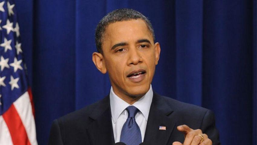 أوباما: نريد سوريا تنعم بالسلام والديمقراطية