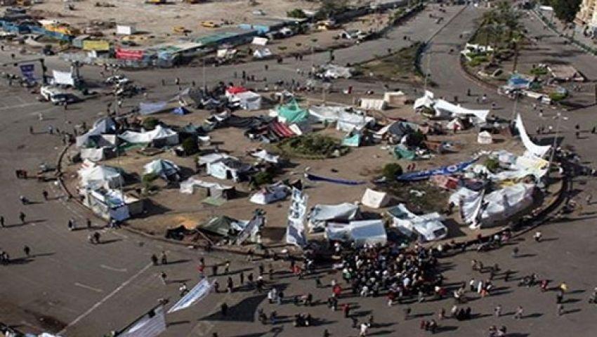 استمرار إغلاق ميدان التحرير