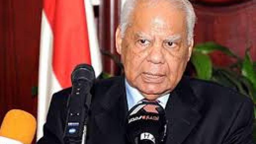 الببلاوى يلتقي السفير الأردنى ووكيل سكرتير الأمم المتحدة
