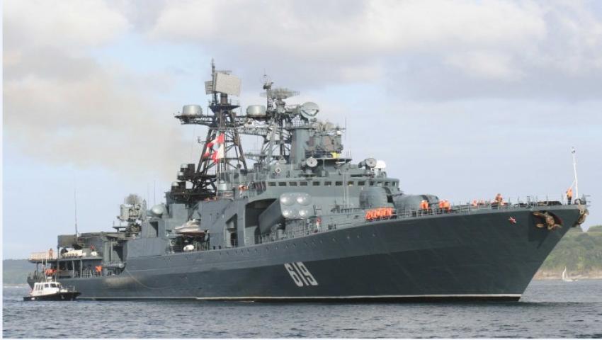 لهذا السبب.. مدمرة «بورتر» الأمريكية تدخل إلى البحر الأسود