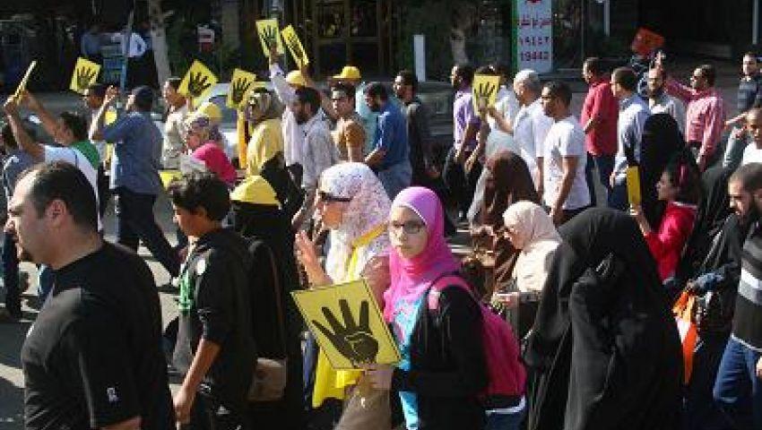 الجيش يمنع المواطنين من دخول مدينة نصر