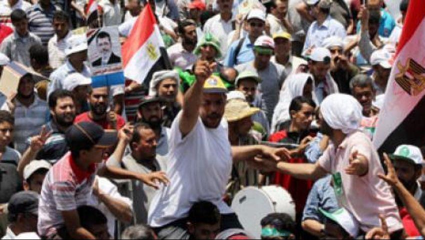 مصر العربية ترصد ردود فعل معتصمي رابعة ضد السيسي