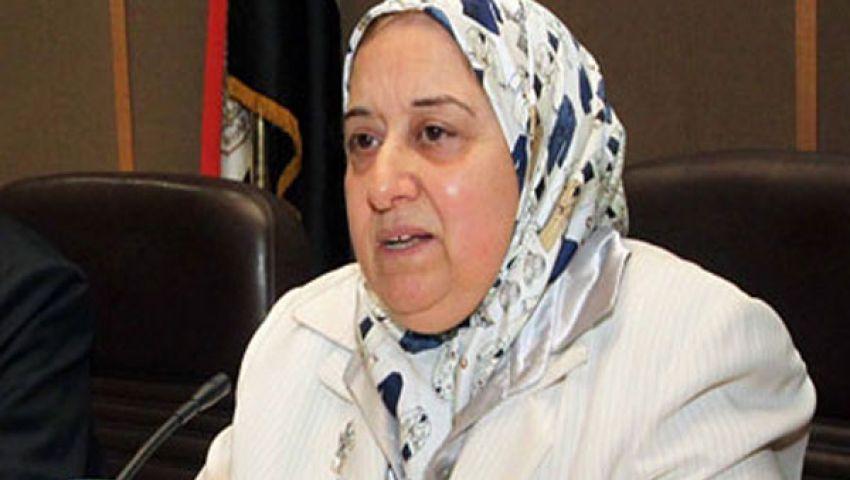 نجوى خليل تعلن خطة لتطوير شمال وجنوب سيناء
