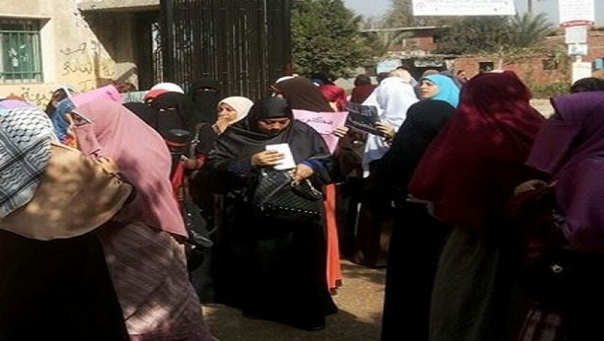 أمن الدقهلية يقتحم جامعة الأزهر بتفهنا