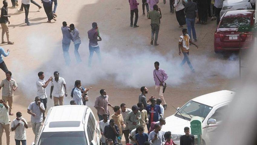 شاهد| «رايتس ووتش» تنشر فيديو يوضح أعمال العنف في السودان