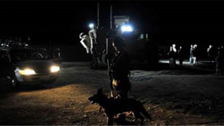 مجهولون يطلقون النار على مبنى إذاعة جنوب سيناء