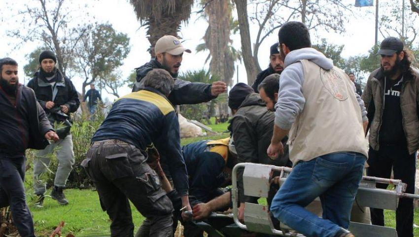 يوم دام في إدلب.. عاصمة المهجرين ما تزال تنزف