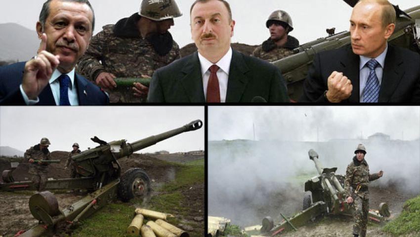 لضرب تركيا.. بوتين يُشعل كاراباخ