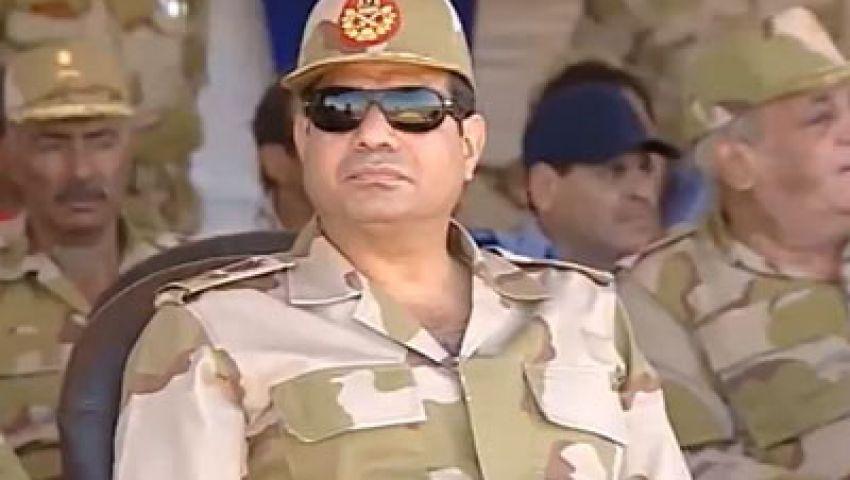 تقرير أمريكي: السيسي تخلص من مرسي للحفاظ على المكرونة