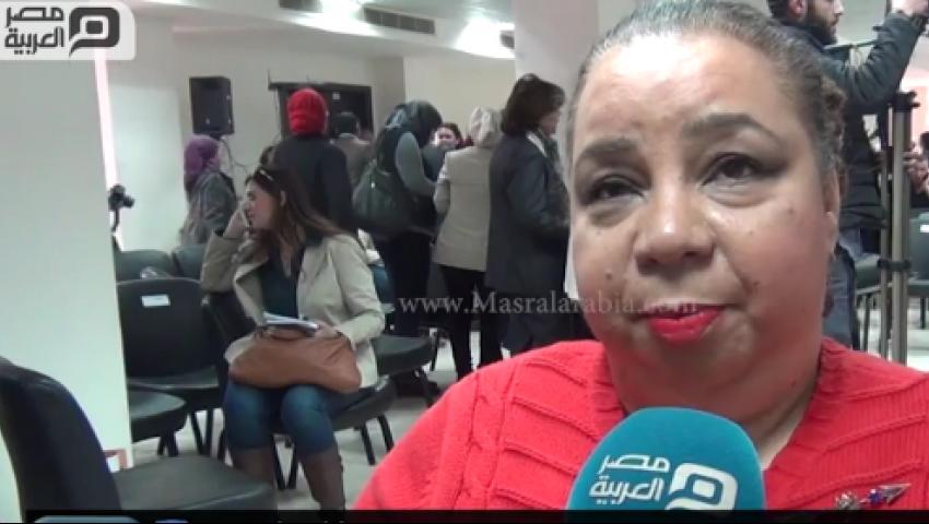 هبة هجرس: بيان الحكومة فضفاض وغير وافٍ لذوي الإعاقة