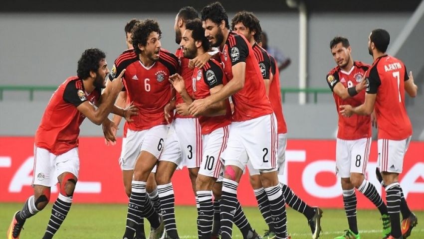 بث مباشر لحظة بلحظة.. مصر vs ليبيريا
