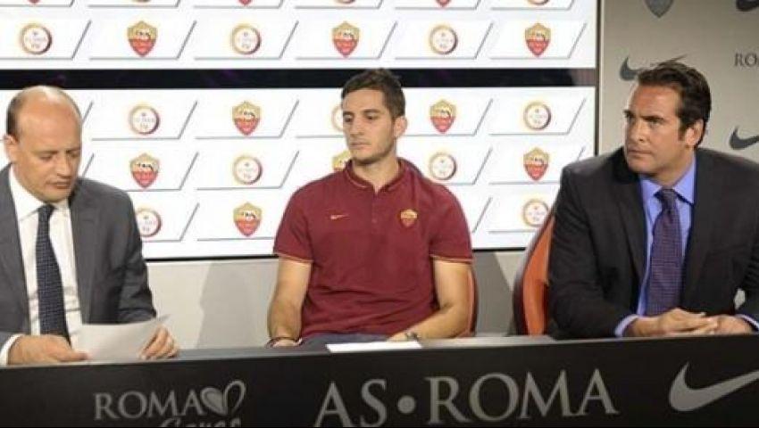 رسميًا: روما يعلن التعاقد مع مونالوس