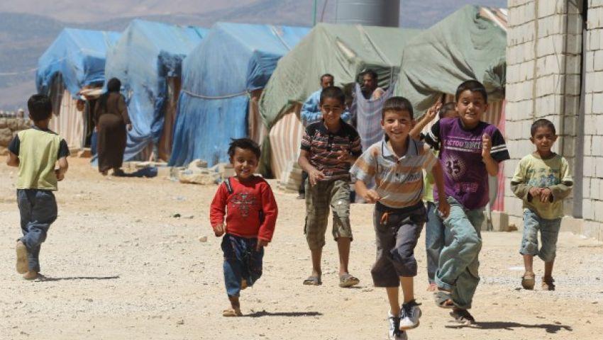 رمضان السوريين: شمس لاهبة وصحون لاقطة
