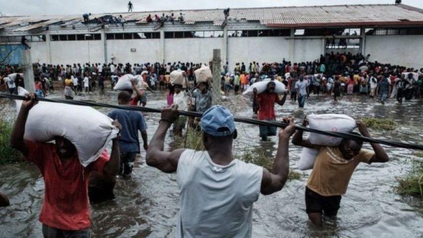 موزمبيق: «15 ألف عالق بمناطق ضربها إعصار إيداي يحتاجون للإنقاذ»