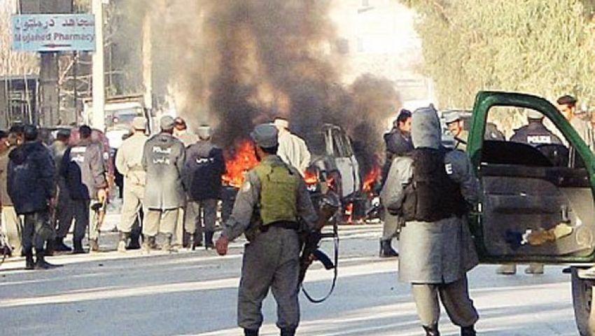11 قتيلاً في انفجار بإقليم قندهار الأفغاني
