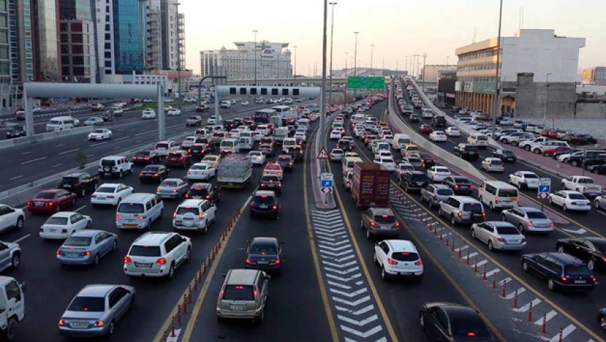دبي وجدة والرياض..  أكثر المدن العربية ازدحاماً