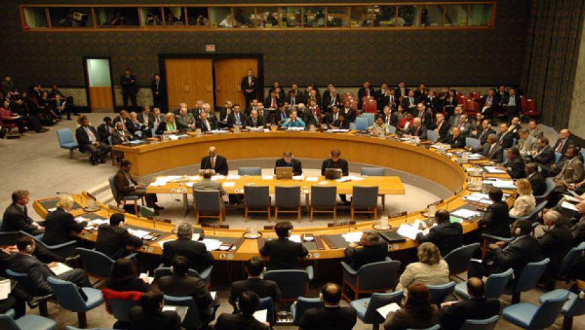الكرملن: مجلس الأمن منوط بإجازة التدخل في سوريا