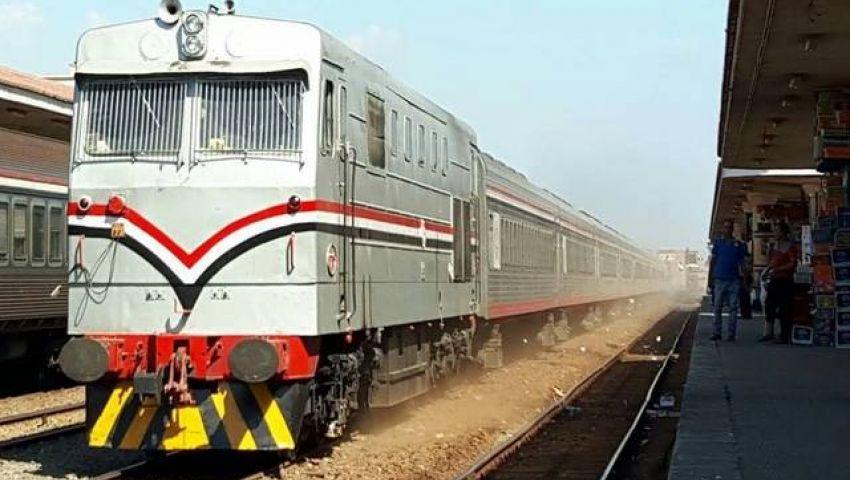 تعرف على تأخيرات قطارات السكة الحديد في 17 رمضان
