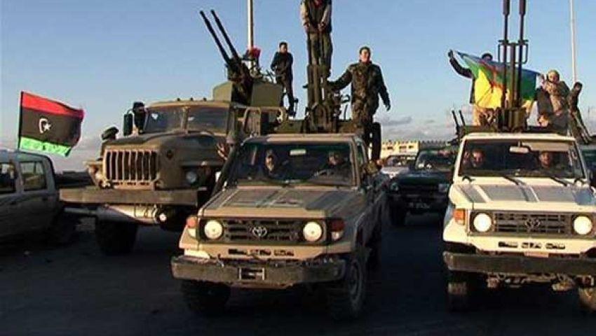 سكان طرابلس يواجهون الميليشيات بـالعصيان المدني