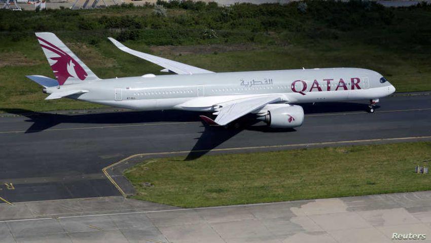 فيديو| رسميًا.. البحرين تفتح مجالها الجوي أمام الطائرات القطرية