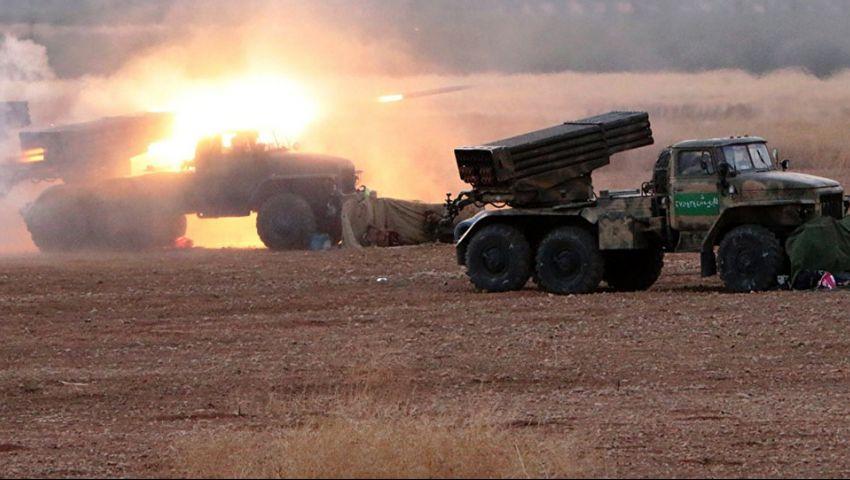 إينفاونا.. سلاح روسي جديد يغطي راجمات غراد.. هذه قدراته