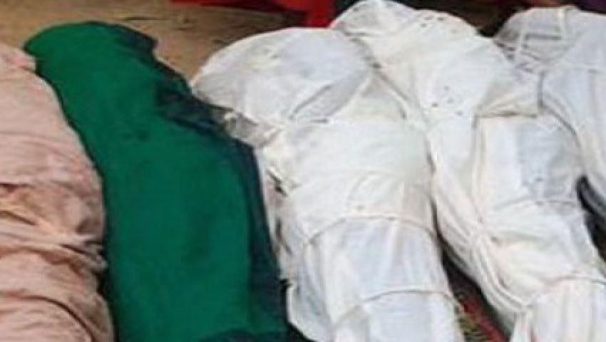 الجماعة الإسلامية: جثث أبوزعبل محروقة الرأس وبها آثار تعذيب