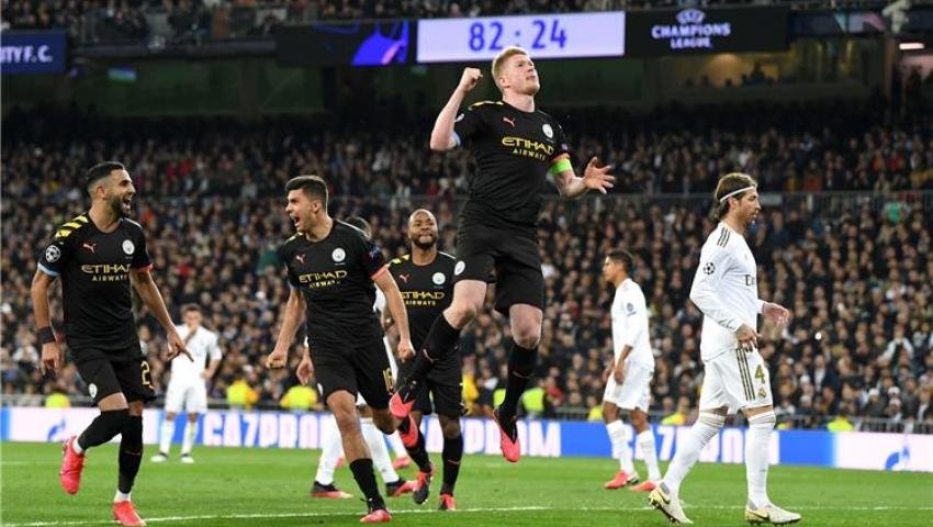 مان سيتي ضد ريال مدريد.. بنزيما وهازراد يقودان الميرنجي في ليلة الأبطال