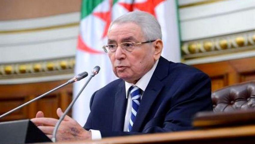 الجزائر.. بن صالح يحذر من عاقبة تعطيل الانتخابات