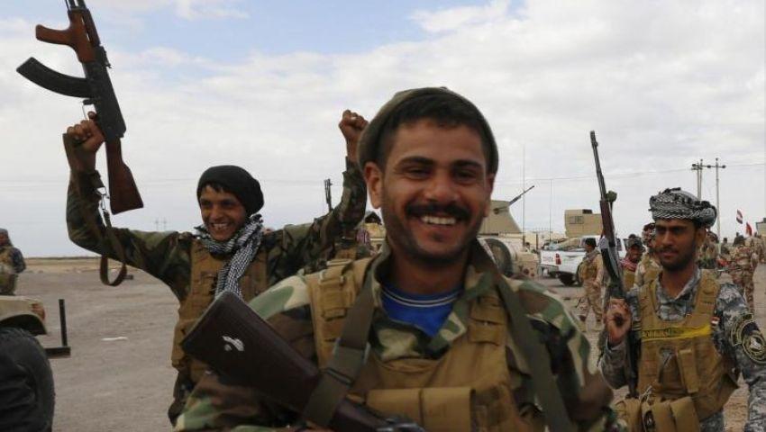 قوات شيعية تدخل بلدة استراتيجية قرب تكريت
