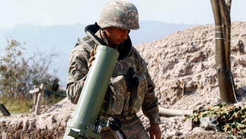 واشنطن: أرمينيا وأذربيجان تعلنان التزامهما بوقف إطلاق النار