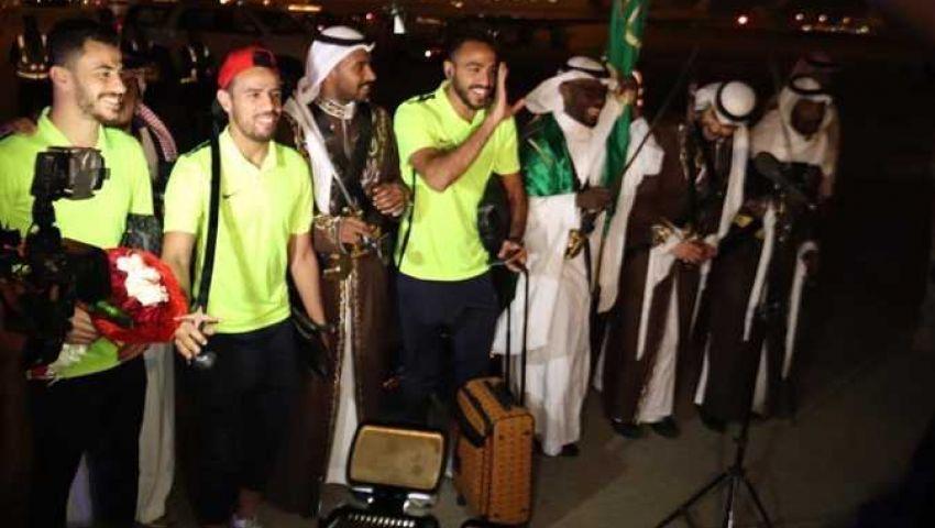 حفاوة «تويترية» باستقبال الزمالك في الرياض استعدادًا لمباراة السوبر «المصري – السعودي»