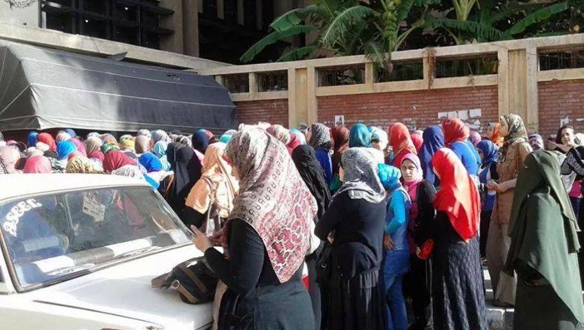 فصل طالبين بحقوق الإسكندرية لاتهامهما بالتورط في أعمال عنف