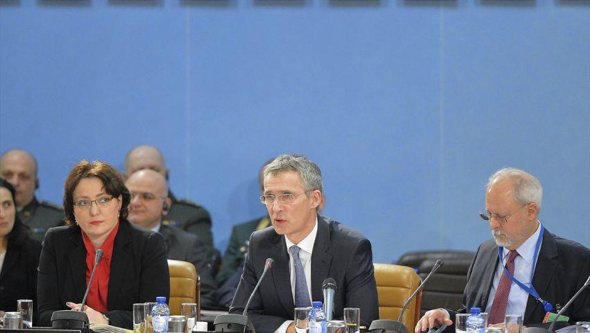 الناتو: نسعى لحوار بناء مع روسيا
