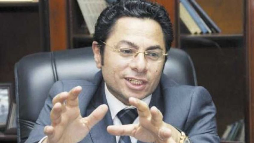 خالد أبو بكر: إثارة الشائعات عن التفريط في أرض مصر حقارة وجهل