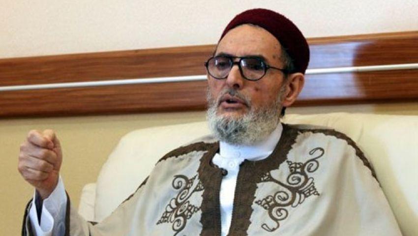 مفتي ليبيا يدعو لحمل السلاح